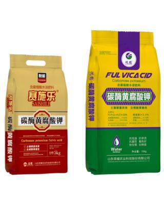 碳酶黄腐酸钾