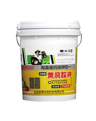 五硝基黄腐酸钾