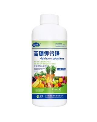 高硼钾钙锌