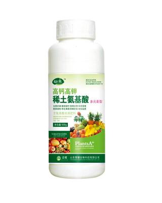高钙高钾稀土氨基酸